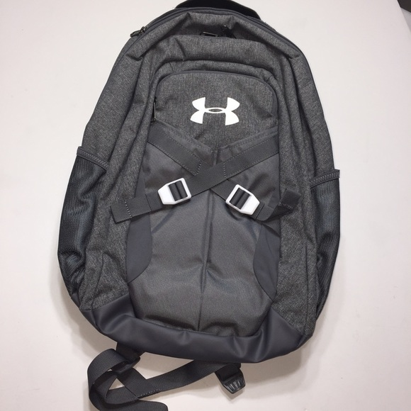 75dc495daca7 Under Armour Backpack - Gray UA Recruit 2.0 Storm